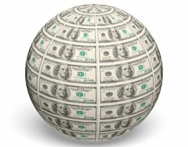 Dolar na czele walut światowych