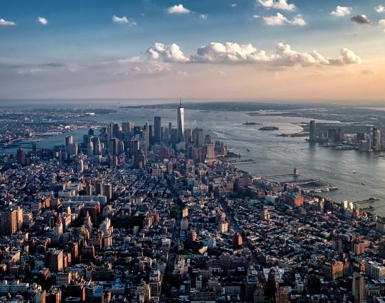 Smog i dobrobyt – czyli globalne miasta