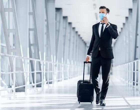 Podróże służbowe szybko nie wrócą