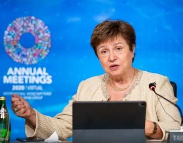 MFW: Trwały wzrost PKB tylko po pokonaniu pandemii