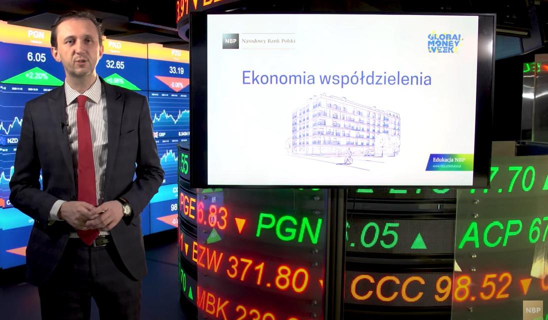 Ireneusz Dąbrowski: Ekonomia współdzielenia