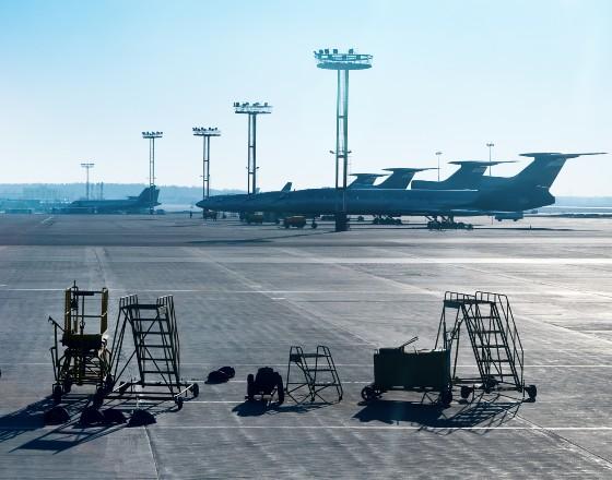 Odbudowa ruchu lotniczego potrwa długie lata