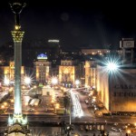 Ukraine's GDP is up 0.1 per cent
