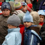 Poles spend up to 30 per cent of household budgets on children