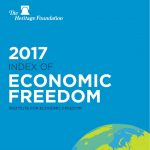 The Index of Economic Freedom: Estonia ahead of all the CEE countries