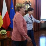 Angela Merkel will visit Poland