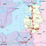 Rail Baltica's costs increased up to EUR5.8bn