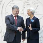 Ukraine talks reforms with the IMF