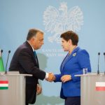 Victor Orban and Beata Szydło want to launch two joint projects