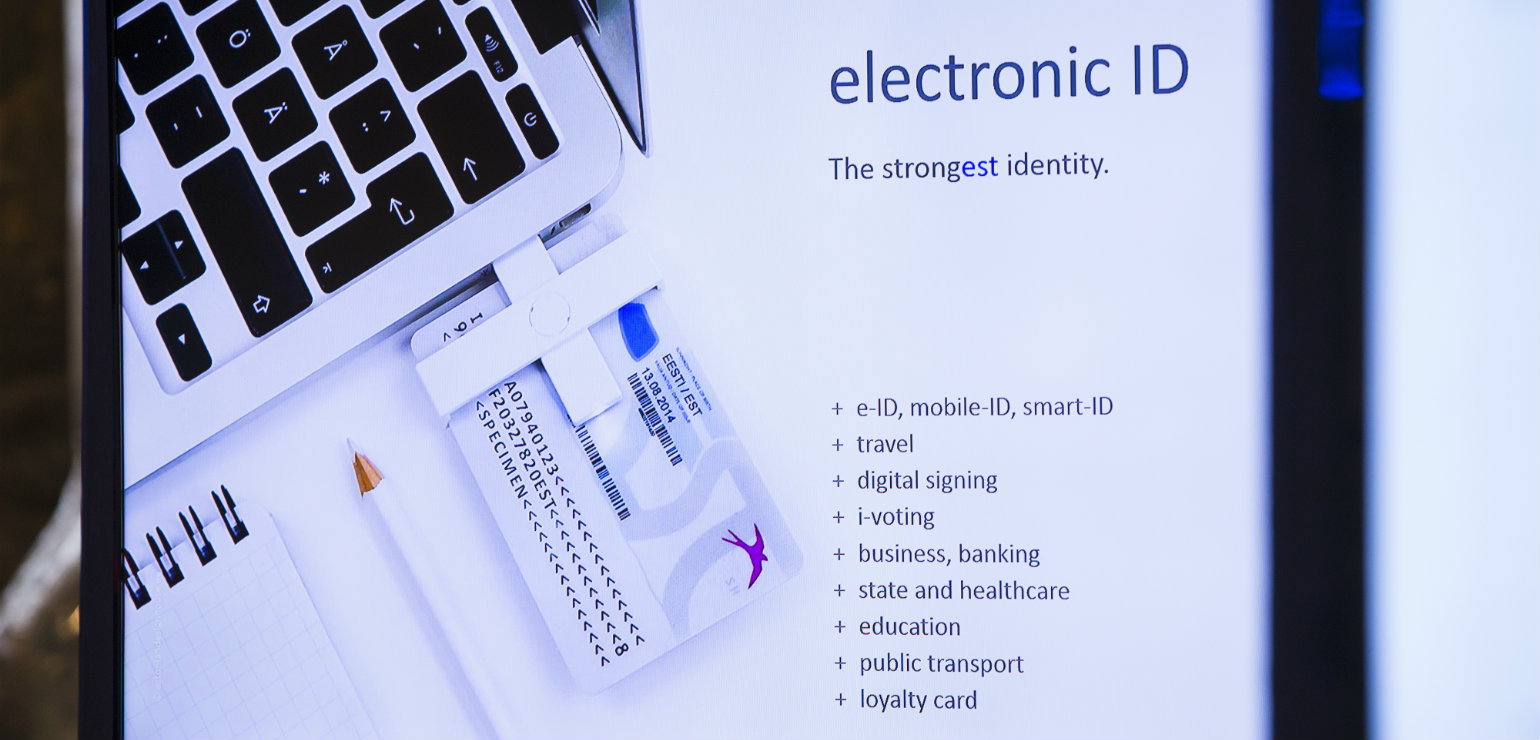 Estonia suspended 760,000 cyber IDs to cope with identity theft