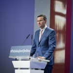 Poland with the new Prime Minister: Mateusz Morawiecki