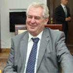 Czech Republic: Miloš Zeman won the first round of presidential election