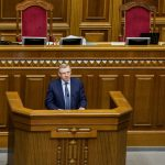 The central bank of Ukraine: a new game
