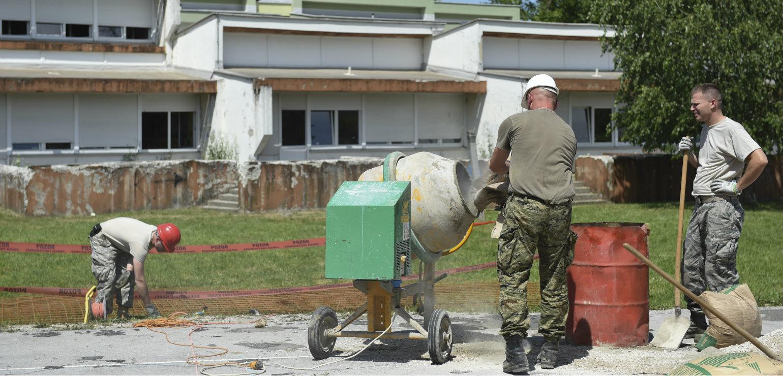 Karlovac, Croatia (Minnesota National Guard, CC BY)