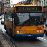 Lithuania's capital will invest EUR39m to upgrade public transport
