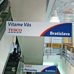 The number of British firm operating in Slovakia decreased