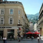 Fluctuations of the Bosnian banking sector