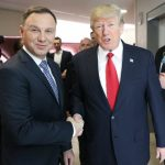 Poland's President Andrzej Duda goes to the US