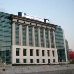Romanian National Library without central heating