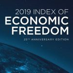 Estonia has the most of economic freedom in the CSE