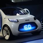 Electric cars dominate Poznan Motor Show