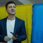 Volodymyr Zelensky will be Ukraine's next president