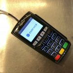 In Poland all payment terminals are contactless