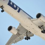 Polish LOT Airlines plans to carry 10 million passengers in 2019