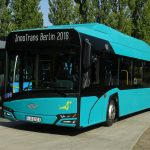 Berlin loves Polish Solaris buses