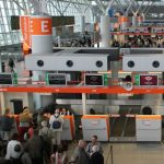 Warsaw Chopin Airport's passenger numbers go up