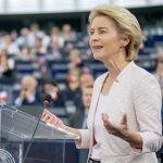 Ursula von der Leyen elected to lead the European Commission