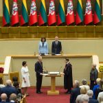 New Lithuania's President sworn in