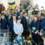 President Zelensky's party wins parliamentary elections in Ukraine