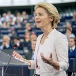 Ursula von der Leyen chose her EC team