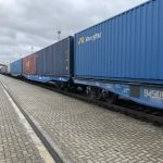 First train comes to Poland via New Silk Route