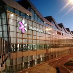 Warsaw Chopin airport with 19 million passengers in 2019